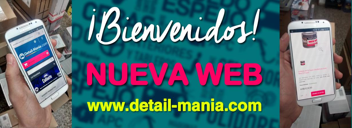 ¡Bienvenidos! Nueva Web