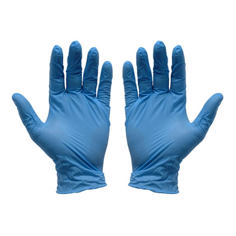 Guantes de nitrilo printex 100 u seguridad industrial - Guantes de seguridad ...