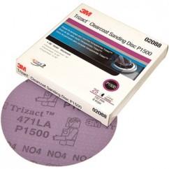 "3M Lija Trizact™ P1500 (6"")   2088"