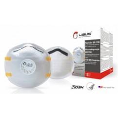 Respirador Libus N95 1740 c/ válvula