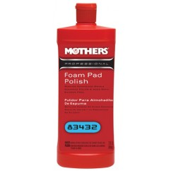 Mothers Foam Pad Polish