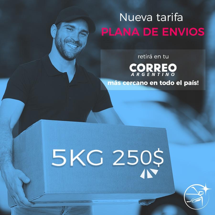 Correo Argentino Tarifa Plana
